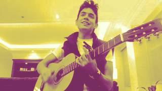 Lucho Aguilera - Te Hubieras Ido Antes (COVER)