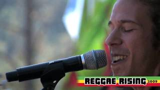 "Jahcoustix ""Another Day"" at Reggae Rising 2009"