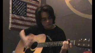 Johnny Cash - The man comes around (Cover)