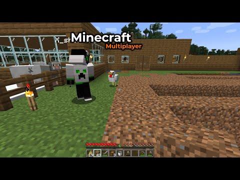 Minecraft -- 28/09/2019
