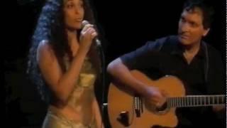 Noa (Achinoam Nini) - Beautiful That Way (La vita è bella) (Acoustic Live TV)