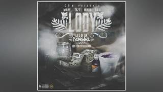 CBM Younginz - Paranoid (Feat. Tazz, Big G, Muley & Hundo)