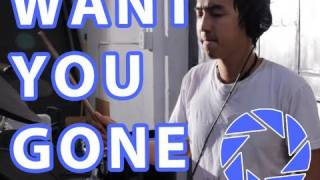 Want You Gone - Portal 2 Theme Song Cover in the style of Still Alive by Jonathan Coulton