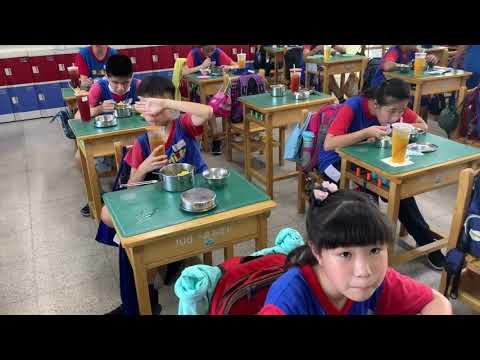 小學最後一次營養午餐之一