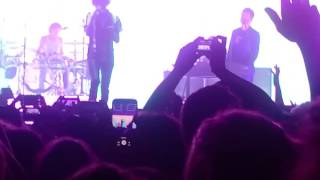The 1975 - Change of heart, live in Newcastle December 2016