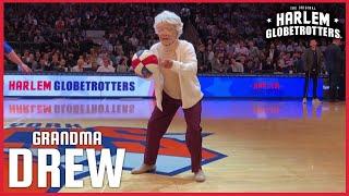 Grandma Drew | Harlem Globetrotters