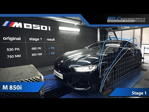 BMW M850i Stage 1 By BR-Performance