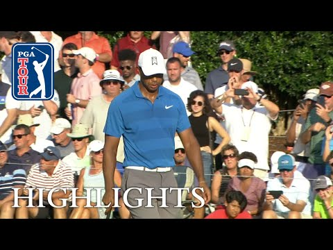 Tiger Woods? Round 3 highlights from TOUR Championship 2018