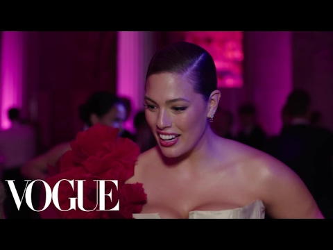 Ashley Graham on Her First Met Gala | Vogue