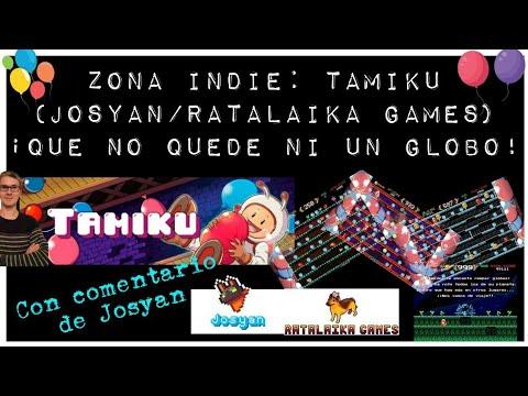 Zona Indie: Tamiku (Yosyan/Ratalaika Games) con comentario del autor.