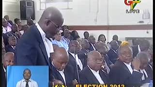 Final Address by Counsel for 1st Respondent Tony Lithur - Election Petition Hearing (7-8-13) width=