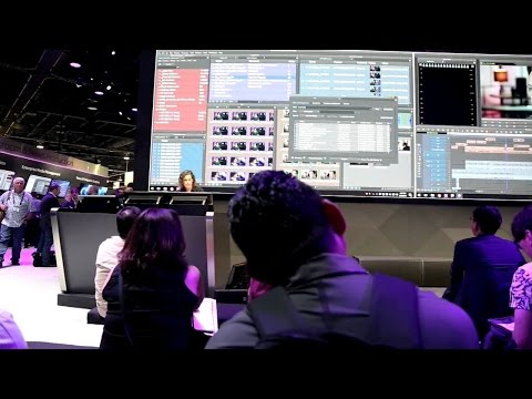 Avid at NAB Show 2017 | Next Level Editing