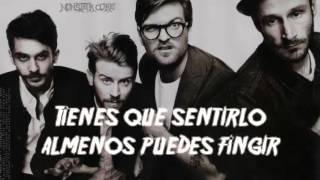 Cold War Kids - First (Subtitulos en Español)