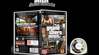 download gta san andreas psp iso - Travellin