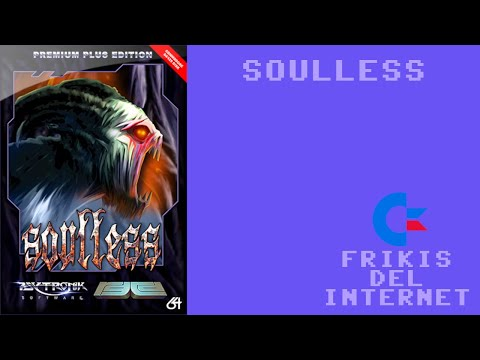 Soulless (c64) - Walkthrough comentado (RTA) #Frikis del Internet