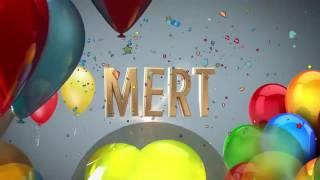 Vay MERT  doğum günün kutlu olsun