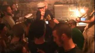"Gamba The Lenk & the Presy Band - ""Festa delle scimmie"" live@ShantiHouse"