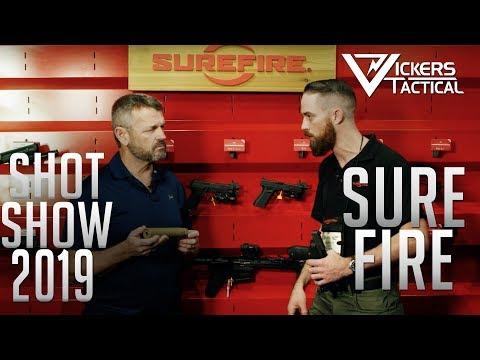 Shot Show 2019 - SUREFIRE