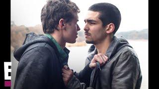 Omar y Ander mantienen viva la llama de su relación mientras llega la temporada 2 de Élite