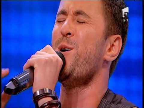 Calum Scott - Dancing On My Own. Vezi aici cum cântă Cezar Dometi, la X Factor!