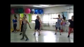 """Juan Magan """"Mariah""""- Zumba® fitness class with Sigal"""