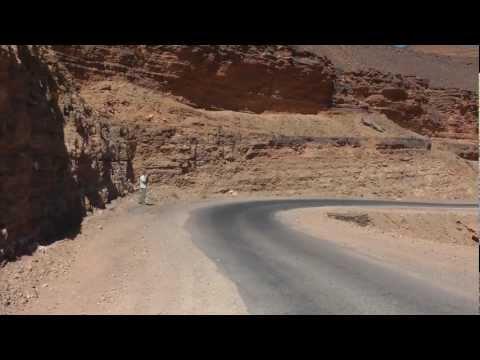 M'hamid, Morocco to the coast