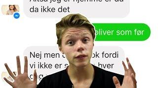 SONG LYRIC PRANK PÅ MAJA