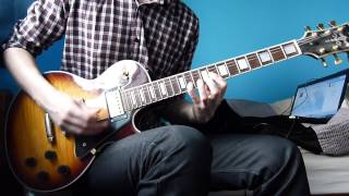 Don't Dream It's Over - Crowded House Guitar Cover (With Solo)