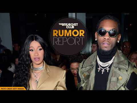 Cardi B and Offset Were Secretly Married