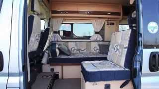 Auto-Sleepers Kemerton XL motorhome 2014 - video review