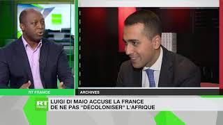 Luigi di Maio accuse la France de ne pas «décoloniser» l'Afrique