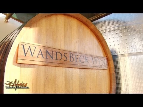 WandsBeck Winery Robertson Valley South Africa – Africa Travel Channel