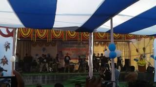 My college function video