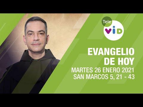 El evangelio de hoy, Martes 26 de Enero de 2021 📖 Lectio Divina - Tele VID