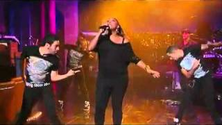 Queen Latifah - Live On Letterman