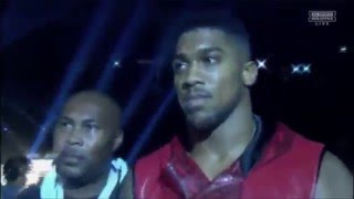 Stormzy Performs Live [ Anthony Joshua Ring Walk 2015 ]