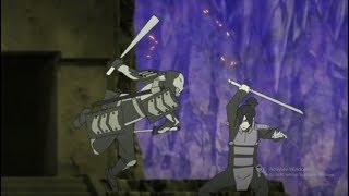 Mitsuki & Orochimaru Vs Log (Mitsuki Dewasa) - Boruto Episode 39 Sub Indo width=