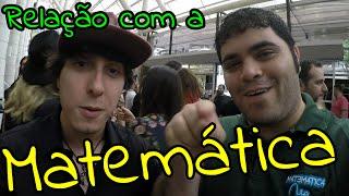 Relação dos YouTubers com a Matemática - FELIPE CASTANHARI do NOSTALGIA | YouTube FanFest Brasil