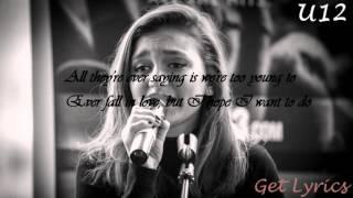 Daya - U12 (Lyrics)