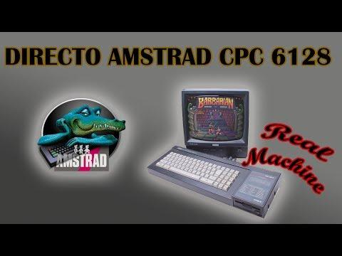 Directo amstrad cpc 6128 # 3