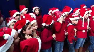 Festa Natal 2011 jardim infância azeda