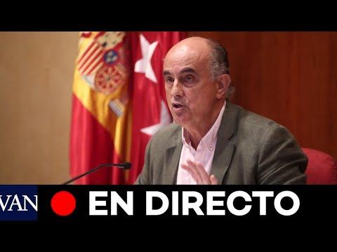 DIRECTO: Última hora sobre el coronavirus en Madrid