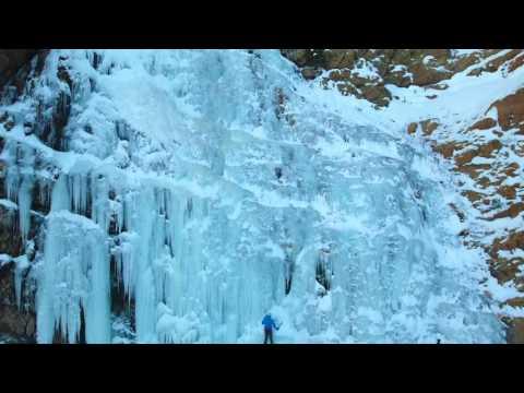 ice climber short bogley