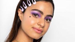 Back 2 School Looks: Drama Clurb | Milk Makeup x OUAI Haircare