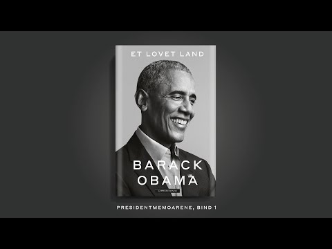 Et lovet land - Barack Obama