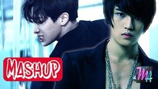 TVXQ / Monsta X - Mirotic Jealousy [ MASHUP ]