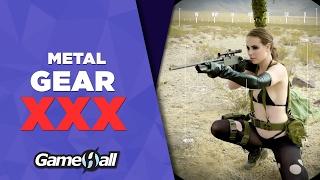 Brazzers lança paródia pornô de Metal Gear Solid