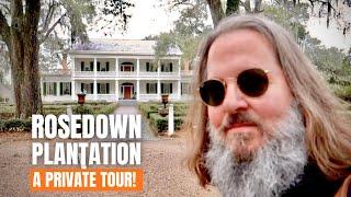 Private Tour Of Rosedown Plantation - St. Francisville, LA