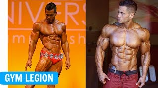 Julian Tanaka - Incredibly Gifted Beast | New Generation Fitness Motivation
