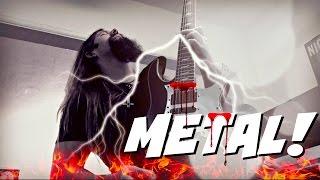 Digital Seduction | Shredmaster Scott Original Metal Meltdown